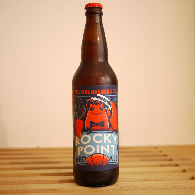 Rocky Point Red Ale
