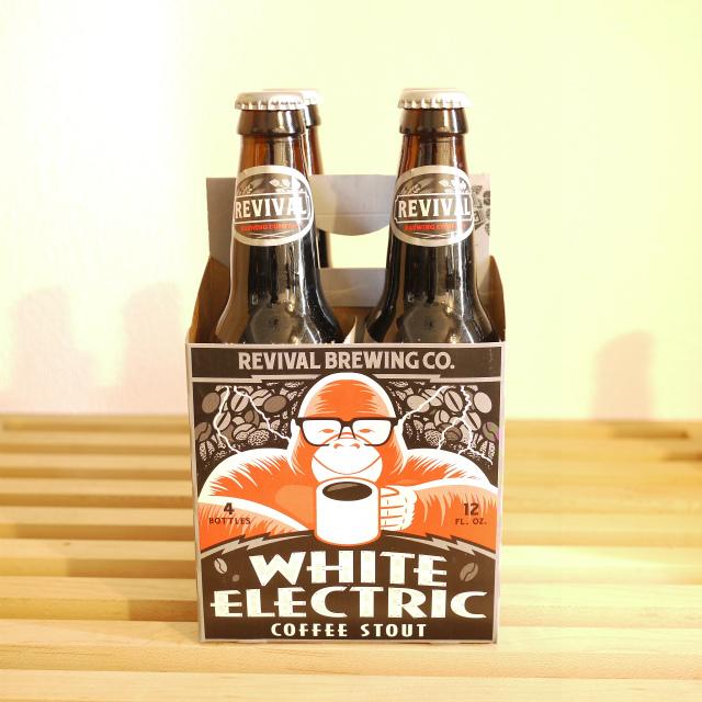 ホワイトエレクトリックコーヒースタウト