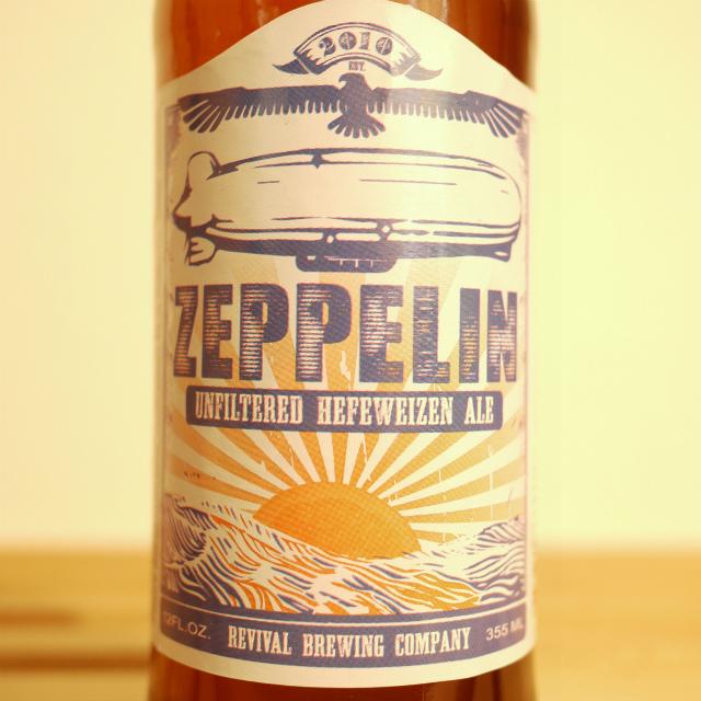 Zeppelin Hefeweizen Ale